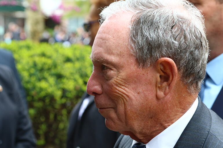 Michael Bloomberg Drops $100 Million for Florida Gun Control