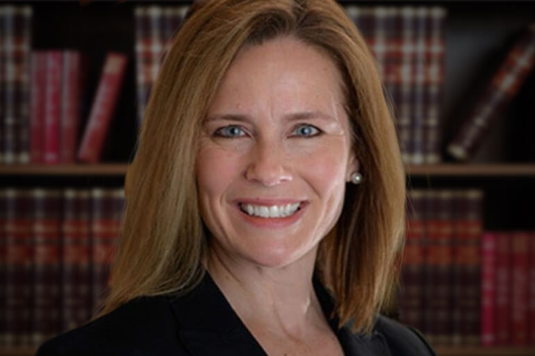 NSSF Supports Nomination of Judge Amy Coney Barrett for Supreme Court
