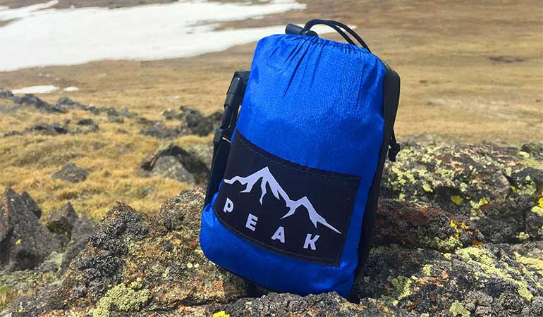 Outdoor Gear Review: Peak Camping Hammock