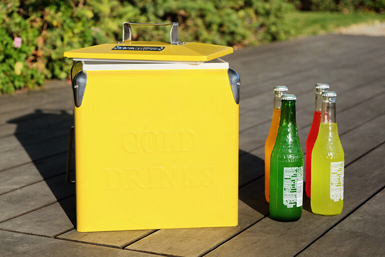 Permasteel 14-Quart Picnic Cooler