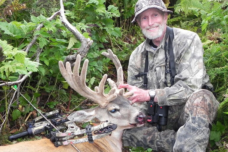 New P&Y Records Category for Non-Typical Sitka Blacktail Deer