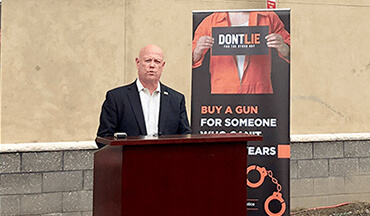 NSSF, ATF, DOJ Emphasize 'Don't Lie for the Other Guy'