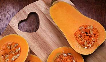 Roasted winter squash is one of Scott Leysath's favorite Thanksgiving sides and oh boy, does his recipe for it go great with turkey.