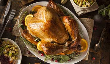 Add flavor and moisture to your turkey with this simple brine recipe from