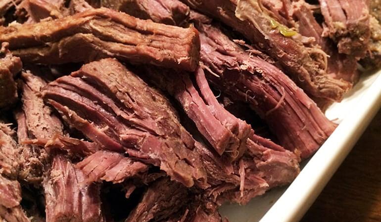 Slow-Cooked Elk VenisonLoin Recipe