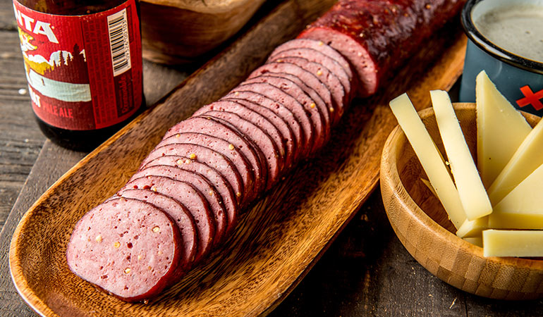 smoked-venison-summer-sausage-recipe