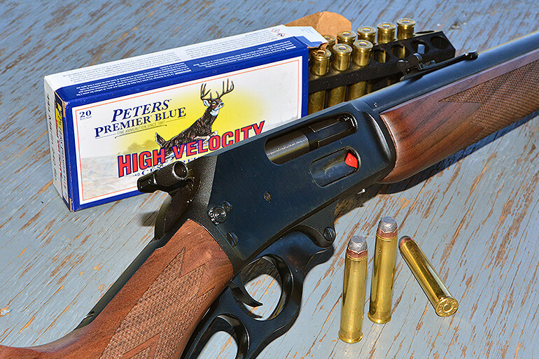 Straight-Wall Rifle Cartridges: Deer Hunting Advantages
