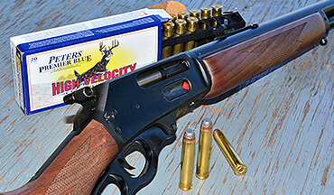 Several Midwestern states now permit hunters to use centerfire, straight-wall cartridges during deer seasons that were previously limited to muzzleloaders and shotguns.