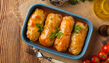 When you need a tasty appetizer that everyone will love, try this tender and delicious Stuffed Elk Cabbage Rolls Recipe.