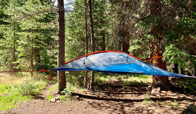 Defy Gravity with the Tentsile Flite Tree Tent