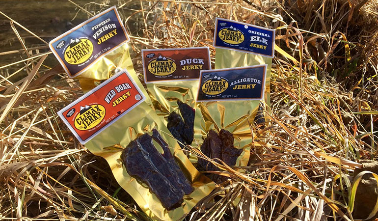 top game fish jerky products climax