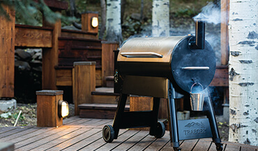 After using the Traeger Pro Series 34 pellet grill, you'll discover how easy it is to turn meat into a delectable meal fit for a king.