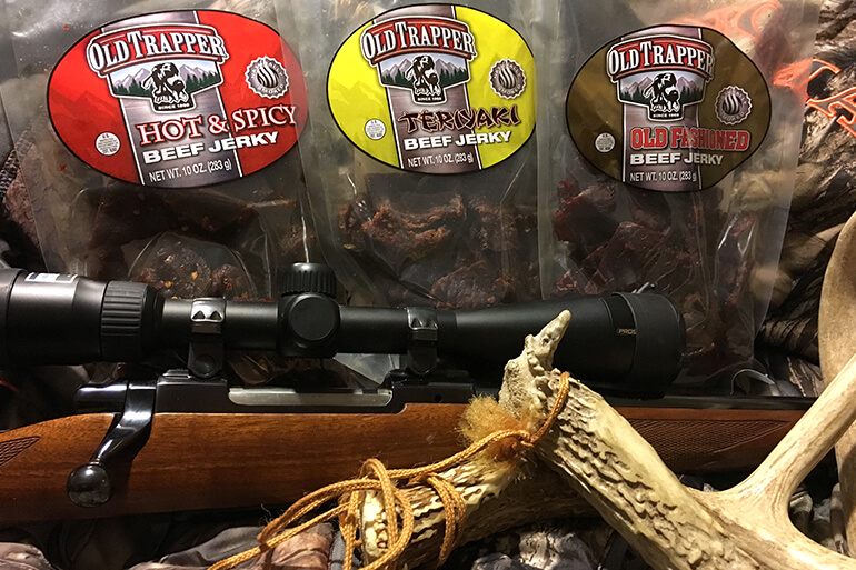 5 Reasons Why Jerky Rocks in the Deer Woods