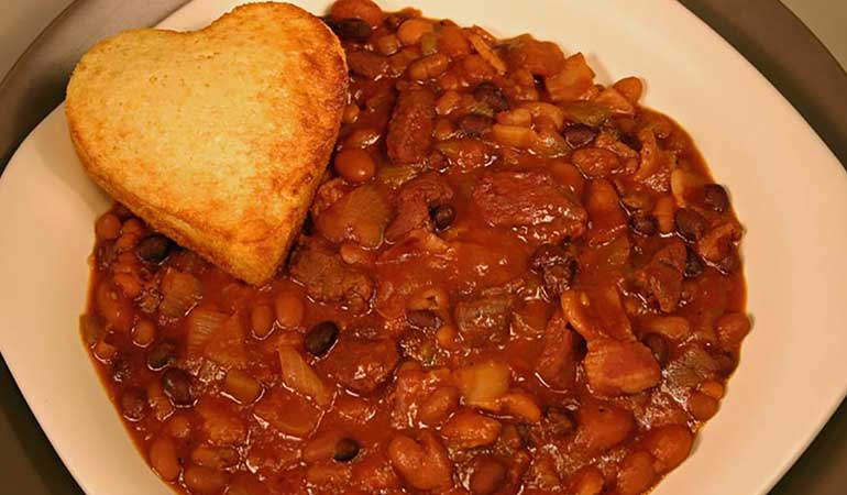 Wild Pork and Beans Recipe