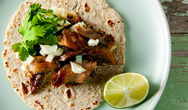Making wild turkey carnitas is a good way to use up turkey legs that are otherwise difficult to eat.