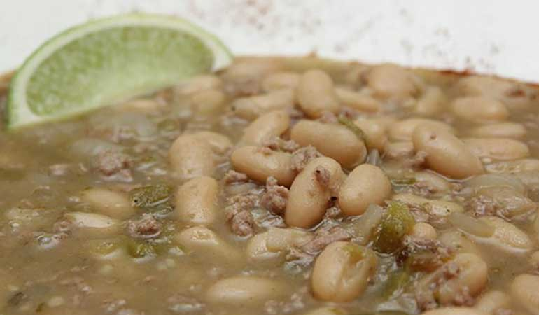 Wild Turkey White Chili Recipe