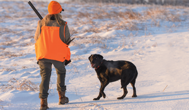 Buddy hunts are fun, but they can also be distracting. Take advantage of the alone time!