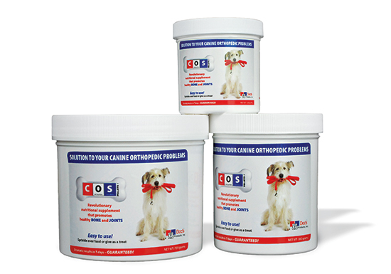 Doc's Products, Inc. COS Pellets