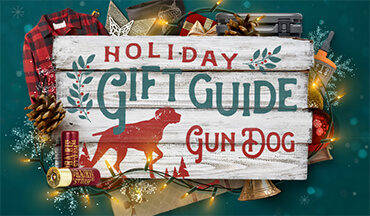 Choose from one of these great gift ideas for your favorite sporting dog enthusiast this holiday season.