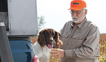 A few common tools will keep your pup clean and comfortable in the field.
