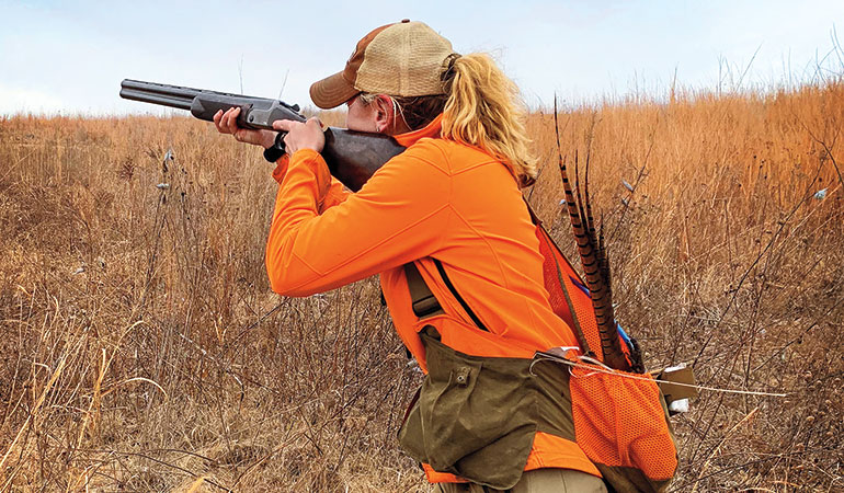 Blaser F16 GAME Intuition: Fit for a Female