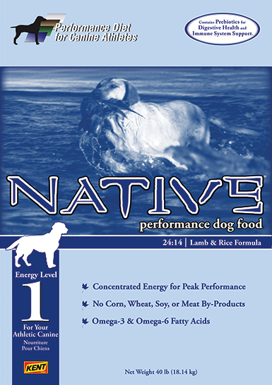 Native Performance Dog Food