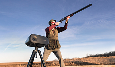 The Garmin Xero S1 is a high-tech solution to improve shotgun accuracy.