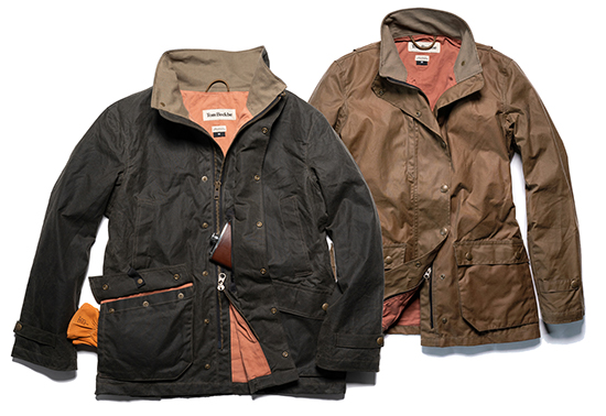 Tom Beckbe Tensaw Jacket