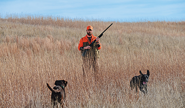 Here's how to keep your hunting partner from slipping out of range.