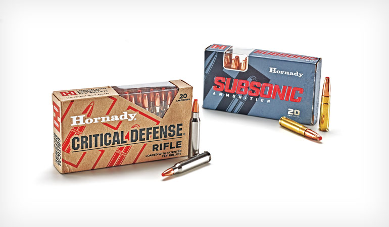 Guns & Ammo editors, contributors and staff make their pick for the 2018 Ammo of the Year.