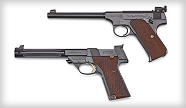 Although the .22 sport pistol can (and has) filled many roles, it was not developed for pocket carry or personal defense, but was intended for plinking and potting small game and varmints, and even a fun utility pistol for holster carry.