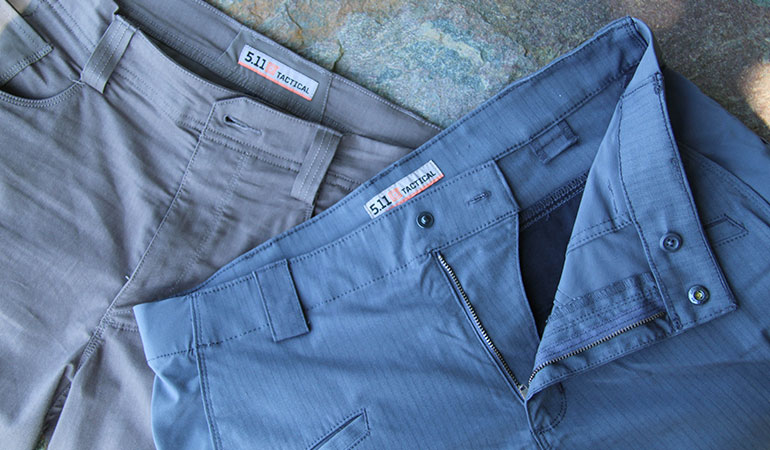 5.11 Tactical Pants Review - Icon and Capital