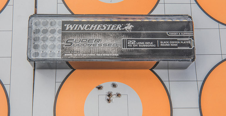 Winchester Super Suppressed
