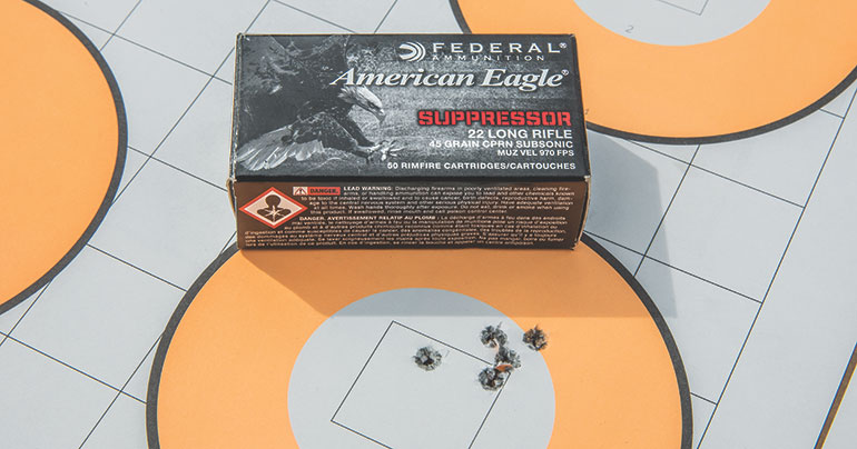 American Eagle Suppressor