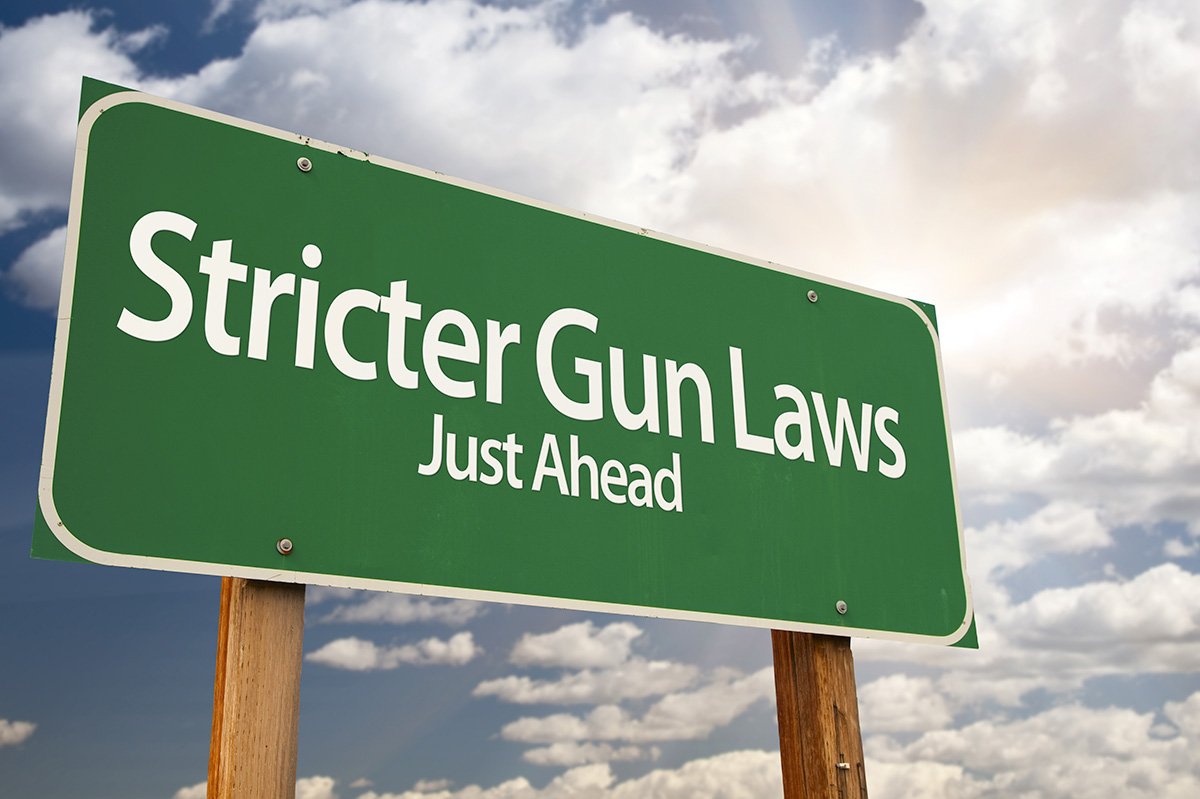 We have identified five state gun laws that are likely to be the law of the land if Democrats take control of the Legislative and Executive branches of government.