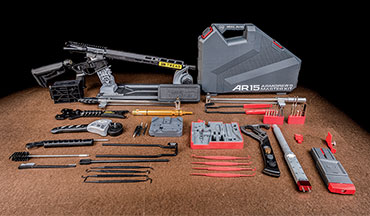 What tools should AR owners have on hand? To get you pointed in the right direction, here are three armorer's kits that each offer unique advantages when working on your AR-15 at home.