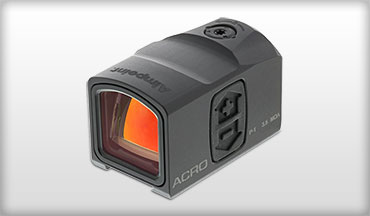 Training with the Aimpoint Acro P-1 red dot sight revealed a quality optic with multiple firearm applications.