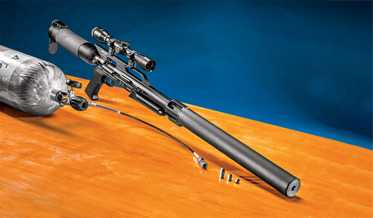 Airforce Airguns TexanSS Review