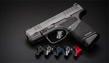 Apex Tactical Specialties announced the introduction and upcoming release of its new Action Enhancement Trigger for the Springfield Hellcat pistol.