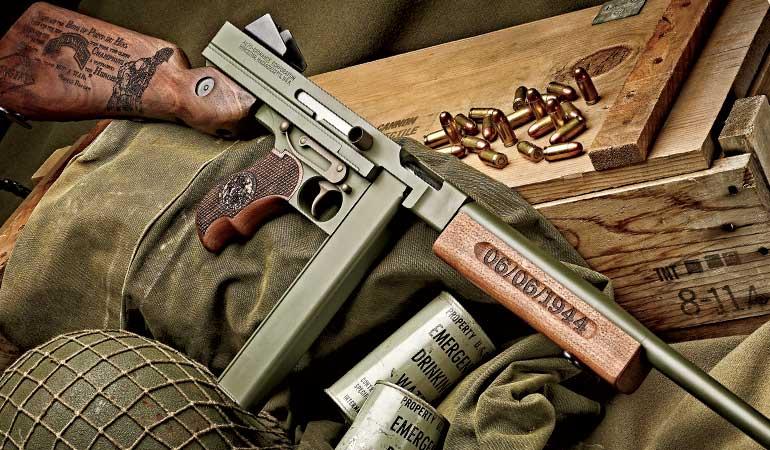 Auto-Ordnance Thompson M1  45 ACP