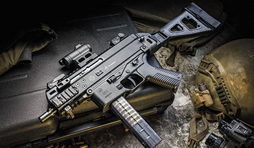 The B&T APC9K Pro platform demonstrated why it was selected for U.S. Army security personnel, and it was fun to shoot. To that end, it would also serve civilians extremely well in home defense or personal defense roles.