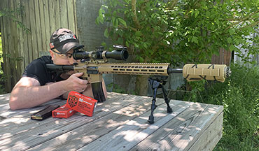 Barrett Firearms Manufacturing, Inc. announced it has partnered with Hornady Manufacturing to chamber the REC7 rifle series in the new 6mm ARC offering.
