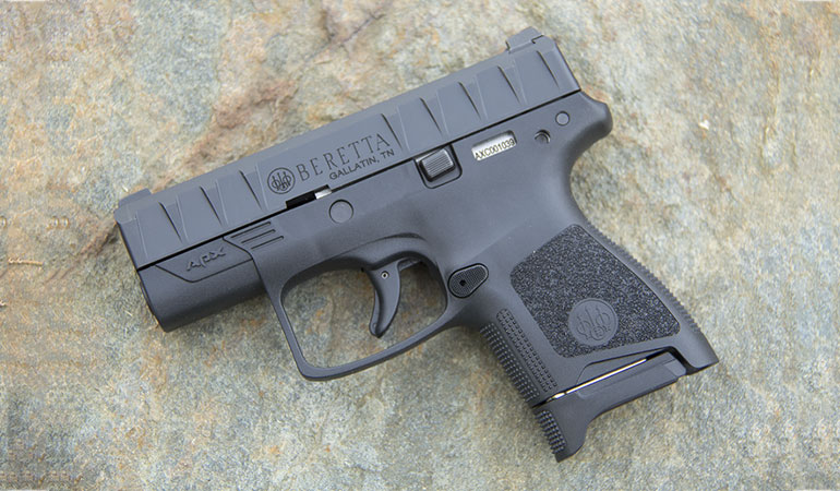New For 2019: Beretta APX Carry