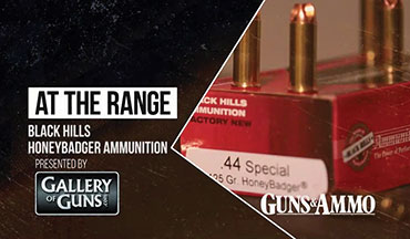 The fluted bullet has been in existence since the 1980s, but it wasn't perfect until Black Hills' HoneyBadger lineup featuring monolithic copper bullets that were specially designed for each caliber and velocity. We couldn't be more impressed.
