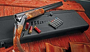 Blaser's F16 Sporting Shotgun is Ready for the Clay fields.