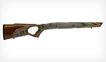 The Boyds Gunstocks Spike Camp gunstock is only $99 and is available in all 13 of Boyds' color combinations.