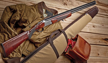 The Browning Citori White Lightning in 28 gauge offers classic looks, light weight and low recoil.