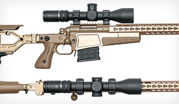 Between the reticle selection, comprehensive feature set and relatively low price, the Burris XTR III 3.3-­18x50mm promises to set a new standard in the sub-­$2,000 optics category.