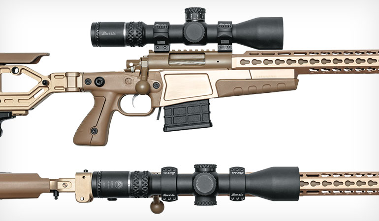 Burris XTR III 3.3-18x50mm Review