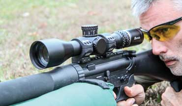With a 34mm tube and 35 MIL / 120 MOA elevation adjustment, the Burris XTR III rifle scope is a precision optic for serious long-range tactical and competition shooters.